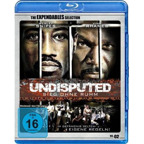 Walter Hill - Undisputed - Sieg ohne Ruhm - The Expendables Selection No. 2 [Blu-ray] - Preis vom 23.09.2021 04:56:55 h