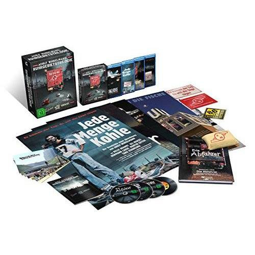 Adolf Winkelmann - Adolf Winkelmanns Ruhrgebietstrilogie [Blu-ray] - Preis vom 13.06.2021 04:45:58 h