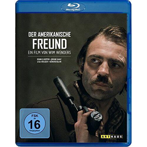 Wim Wenders - Der amerikanische Freund [Blu-ray] - Preis vom 11.06.2021 04:46:58 h