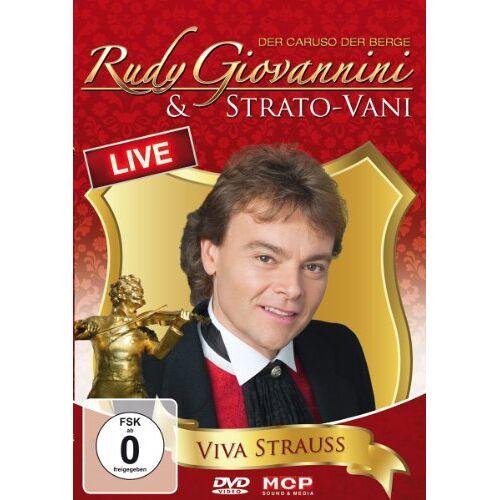 Rudy Giovannini - Rudy Giovannini & Strato-Vani - Viva Strauss - Live - Preis vom 16.06.2021 04:47:02 h