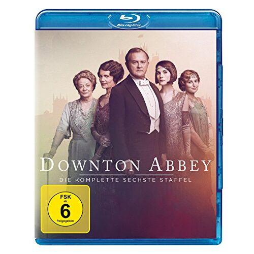 Maggie Smith - Downton Abbey - Staffel 6 [Blu-ray] - Preis vom 13.06.2021 04:45:58 h