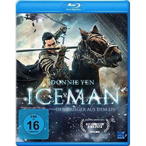 Law Wing-cheong - Iceman - Der Krieger aus dem Eis (Blu-ray) - Preis vom 18.06.2021 04:47:54 h