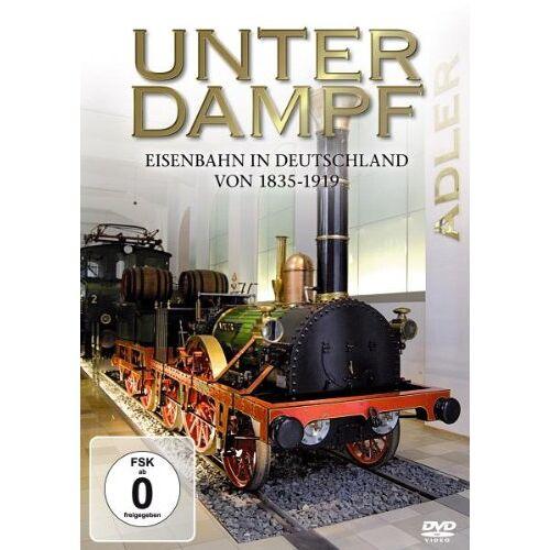 Various - Unter Dampf - Einsenbahn In Deutschland - Preis vom 19.06.2021 04:48:54 h