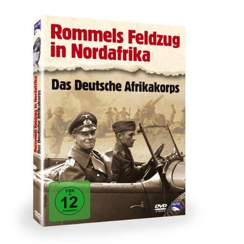 - Rommels Feldzug in Nordafrika - Das Deutsche Afrikakorps - Preis vom 19.06.2021 04:48:54 h