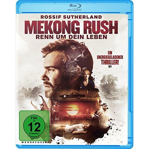 Jamie M. Dagg - Mekong Rush [Blu-ray] - Preis vom 16.05.2021 04:43:40 h