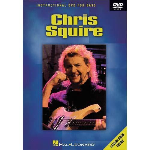 - Chris Squire: Instructional DVD for Bass. Für Bassgitarre - Preis vom 13.06.2021 04:45:58 h