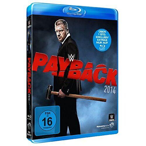 - Payback 2014 [Blu-ray] - Preis vom 16.06.2021 04:47:02 h