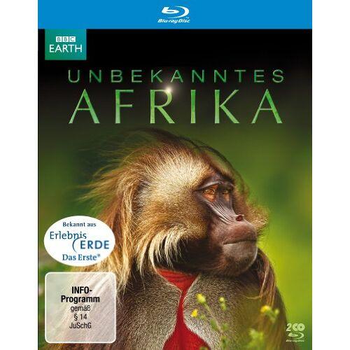 - Unbekanntes Afrika [Blu-ray] - Preis vom 17.05.2021 04:44:08 h