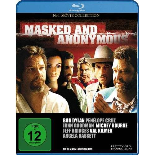 Larry Charles - Masked And Anonymous [Blu-ray] - Preis vom 16.05.2021 04:43:40 h