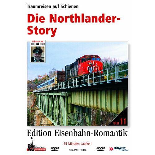 - Die Northlander-Story - Traumreisen auf Schienen - Edition Eisenbahn-Romantik - Rio Grande - Preis vom 23.09.2021 04:56:55 h