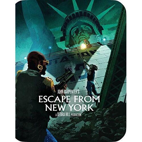 - ESCAPE FROM NEW YORK - ESCAPE FROM NEW YORK (2 Blu-ray) - Preis vom 19.06.2021 04:48:54 h