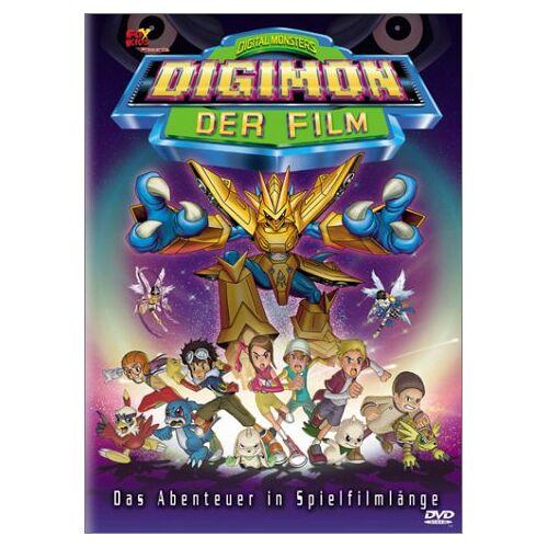 Mamoru Hosoda - Digimon - Der Film - Preis vom 11.06.2021 04:46:58 h