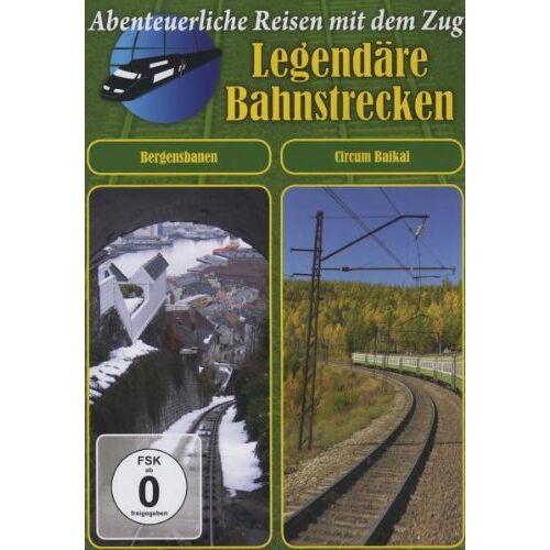 - Abenteuerliche Reisen mit dem Zug - Legendäre Bahnstrecken - Preis vom 22.09.2021 05:02:28 h
