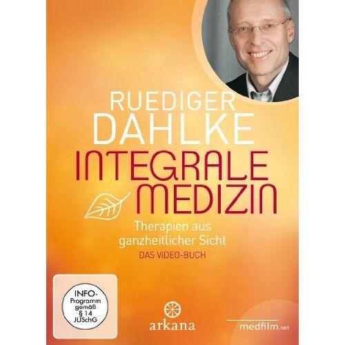 Ruediger Dahlke - Integrale Medizin: Therapien aus ganzheitlicher Sicht (Das Videobuch - DVD) - Preis vom 19.06.2021 04:48:54 h