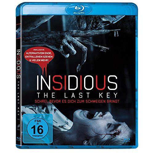 Adam Robitel - Insidious - The Last Key [Blu-ray] - Preis vom 14.06.2021 04:47:09 h
