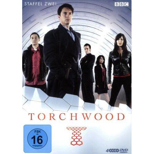Ashley Way - Torchwood - Staffel Zwei (4 DVDs) - Preis vom 15.06.2021 04:47:52 h