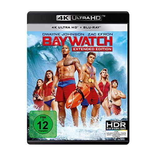 Seth Gordon - Baywatch (4K Ultra HD) (+ Blu-ray 2D) - Preis vom 12.06.2021 04:48:00 h