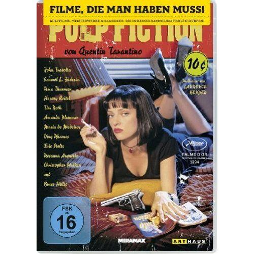 Quentin Tarantino - Pulp Fiction - Preis vom 08.06.2021 04:45:23 h
