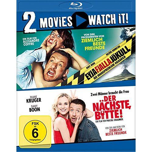 - Eyjafjallajökull - Der unaussprechliche Vulkanfilm/Der nächste, bitte [Blu-ray] - Preis vom 11.06.2021 04:46:58 h