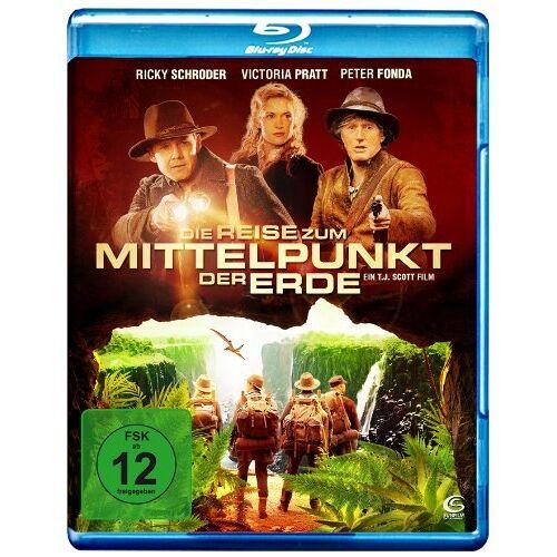 T.J. Scott - Die Reise zum Mittelpunkt der Erde [Blu-ray] - Preis vom 11.06.2021 04:46:58 h