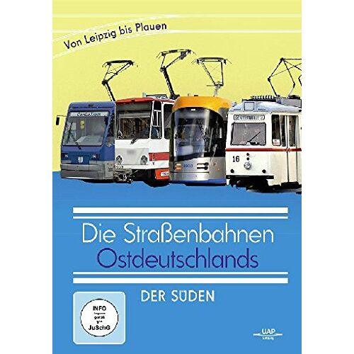 - Die Straßenbahnen Ostdeutschlands - Der Süden - Von Leipzig bis Plauen - Preis vom 15.09.2021 04:53:31 h