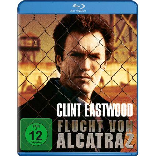 Don Siegel - Flucht von Alcatraz [Blu-ray] - Preis vom 17.06.2021 04:48:08 h