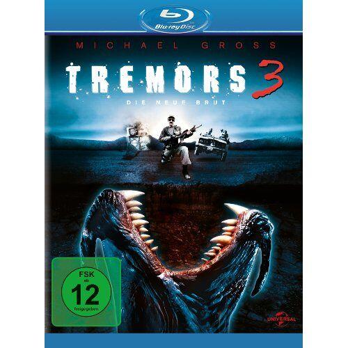 Brent Maddock - Tremors 3 - Die neue Brut [Blu-ray] - Preis vom 11.06.2021 04:46:58 h