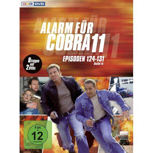 Erdogan Atalay - Alarm für Cobra 11 - Staffel 15 [2 DVDs] - Preis vom 13.06.2021 04:45:58 h