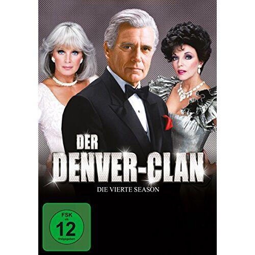 John Forsythe - Der Denver-Clan - Season 4 [7 DVDs] - Preis vom 22.06.2021 04:48:15 h