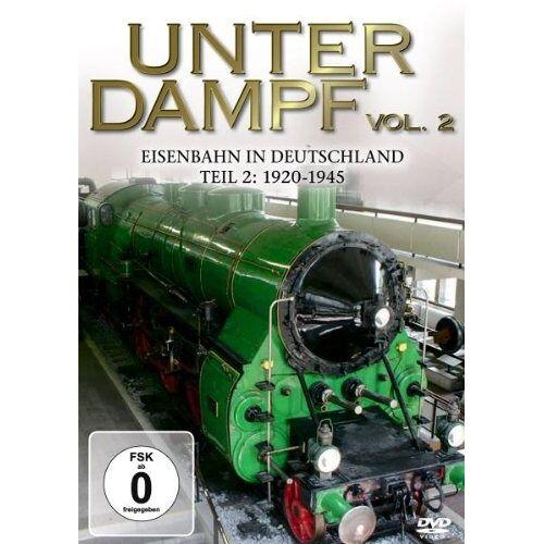 Various - Unter Dampf Vol. 2 - Eisenbahn in Deutschland 1920-1945 - Preis vom 12.10.2021 04:55:55 h