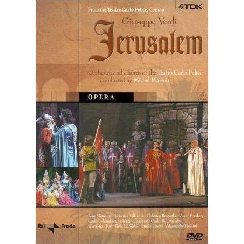 Paola Longobardo - Giuseppe Verdi - Jerusalem (Jérusalem) [2 DVDs] - Preis vom 16.06.2021 04:47:02 h