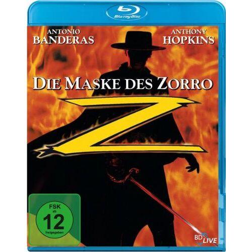 Martin Campbell - Die Maske des Zorro [Blu-ray] - Preis vom 13.06.2021 04:45:58 h