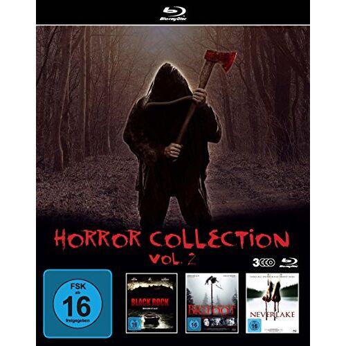 - Horror-Collection Vol.2 [Blu-ray] 3 Horrorfilme auf 3 Blu-rays - Preis vom 11.06.2021 04:46:58 h