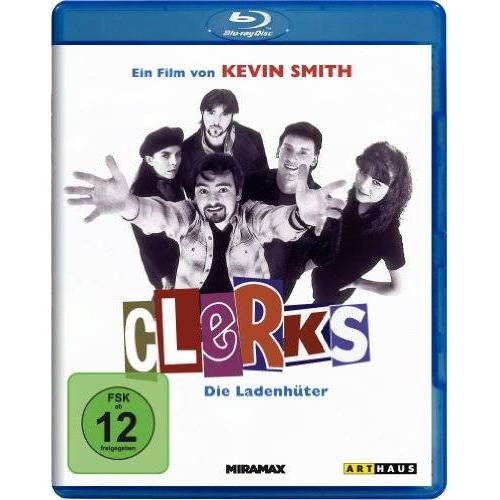 Kevin Smith - Clerks - Die Ladenhüter [Blu-ray] - Preis vom 29.07.2021 04:48:49 h