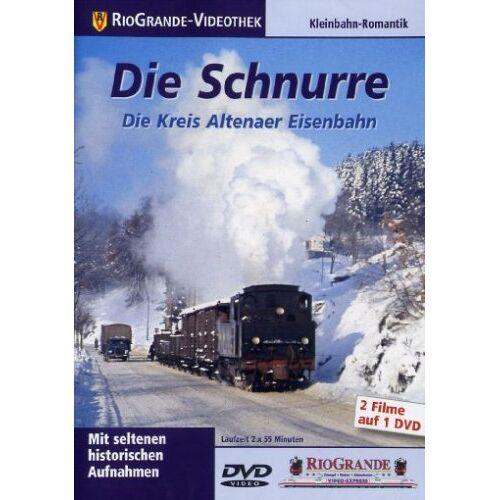- Die Schnurre - Die Kreis Altenaer Eisenbahn - Preis vom 23.09.2021 04:56:55 h