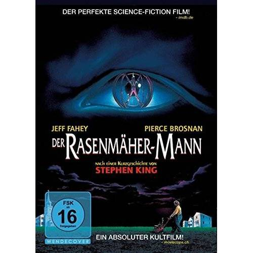 Brett Leonard - Der Rasenmähermann - Preis vom 13.06.2021 04:45:58 h