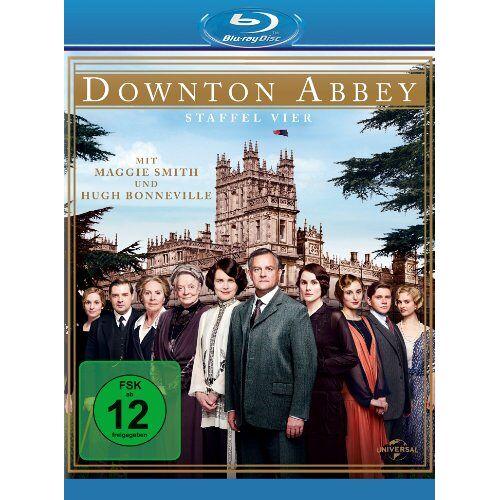 Maggie Smith - Downton Abbey - Staffel 4 [Blu-ray] - Preis vom 13.06.2021 04:45:58 h