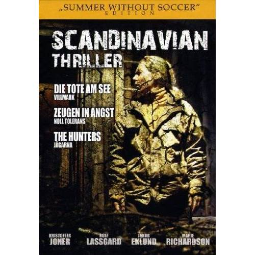 - Scandinavian Thriller Box [3 DVDs] - Preis vom 19.06.2021 04:48:54 h