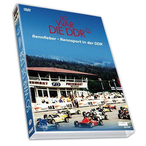 Various - So war die DDR 3: Rennfieber - Rennsport in der DDR - Preis vom 15.06.2021 04:47:52 h