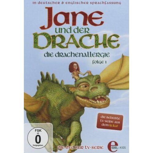 Mike Fallows - Jane und der Drache, Folge 1 - Die Drachenallergie - Preis vom 26.07.2021 04:48:14 h