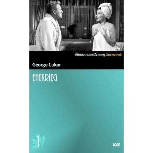 George Cukor - Ehekrieg - SZ Cinemathek Screwball Comedy - Preis vom 14.06.2021 04:47:09 h