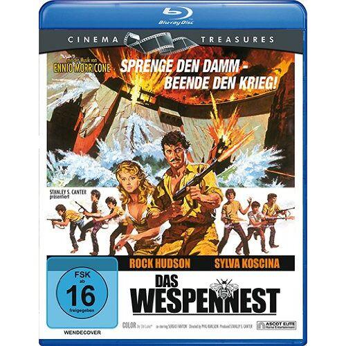 Phil Karlson - Das Wespennest - Hornets' Nest [Blu-ray] - Preis vom 18.06.2021 04:47:54 h