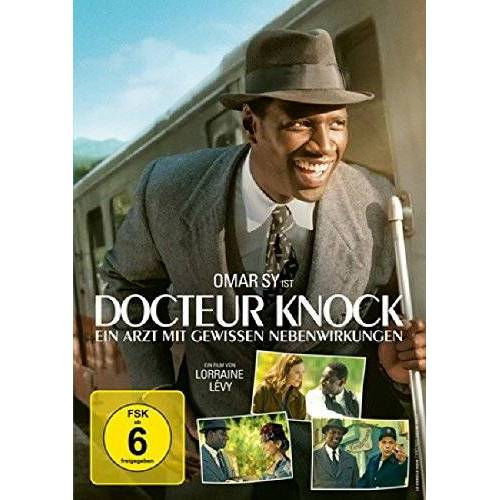 Omar Sy - Docteur Knock - Ein Arzt mit gewissen Nebenwirkungen - Preis vom 15.06.2021 04:47:52 h