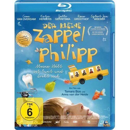 Anna van der Heide - Der kleine Zappelphilipp - Meine Welt ist bunt und dreht sich [Blu-ray] - Preis vom 09.06.2021 04:47:15 h