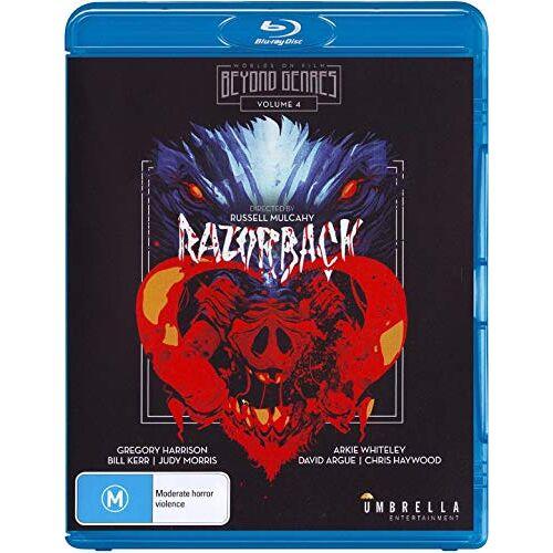 Russell Mulcahy - RAZORBACK - RAZORBACK (1 Blu-ray) - Preis vom 19.06.2021 04:48:54 h