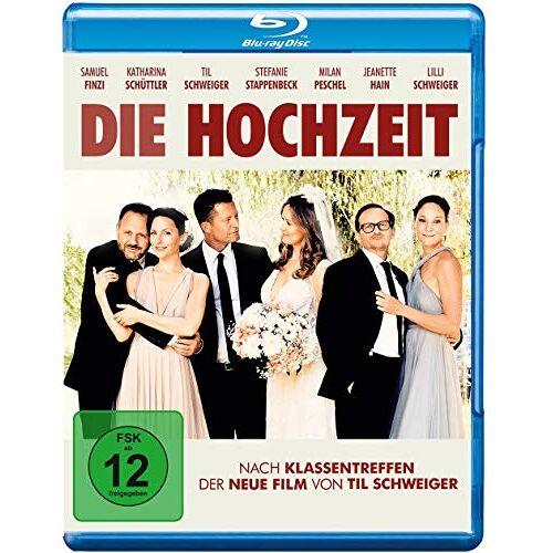 Til Schweiger - Die Hochzeit [Blu-ray] - Preis vom 21.06.2021 04:48:19 h