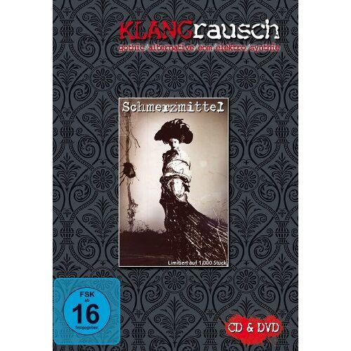 Echozone / Nachtaktiv - Klangrausch Schmerzmittel (CD+DVD) - Preis vom 14.06.2021 04:47:09 h
