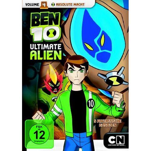 - Ben 10: Ultimate Alien - Staffel 1, Vol. 4 - Preis vom 03.05.2021 04:57:00 h