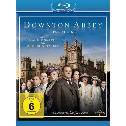 Maggie Smith - Downton Abbey - Staffel 1 [Blu-ray] - Preis vom 13.06.2021 04:45:58 h