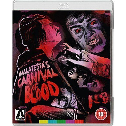 Christopher Speeth - Blu-ray1 - MalatestaS Carnival Of Blood (1 BLU-RAY) - Preis vom 17.06.2021 04:48:08 h